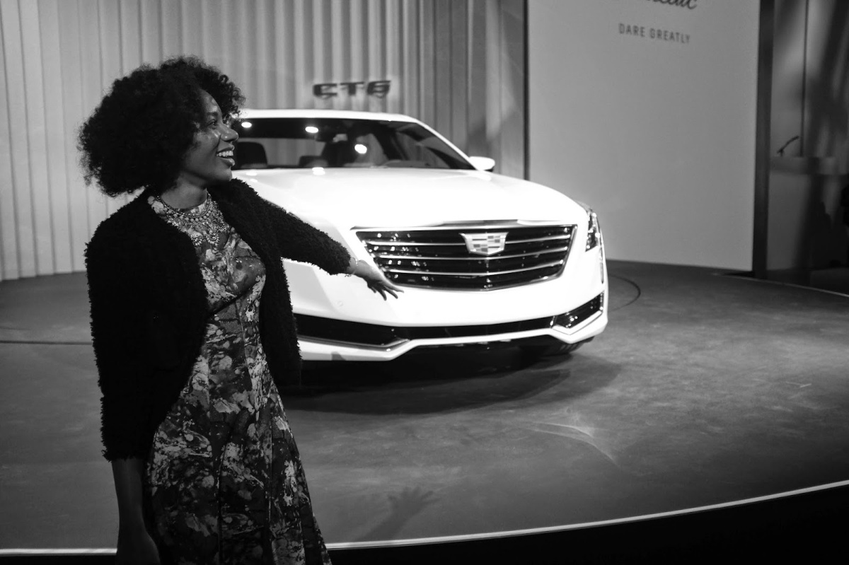 Cadillac CT6 World Premiere