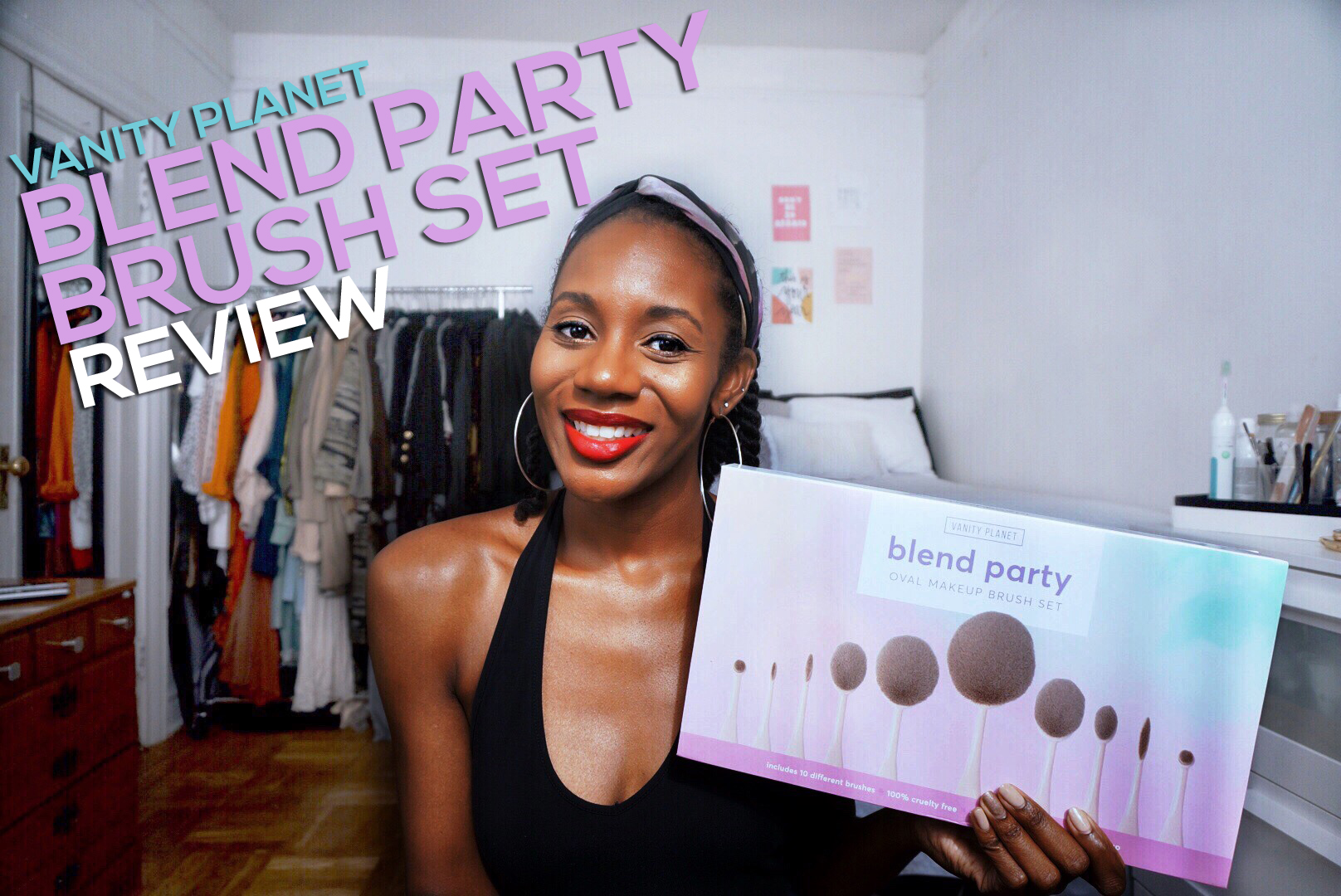 Blend Party Vanity Planet YT